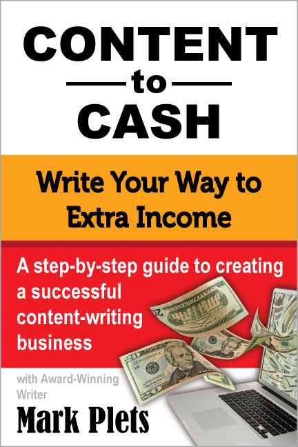 content to cash book cover
