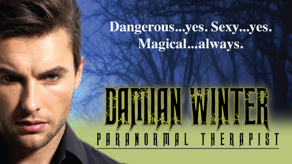 Damian Winter, paranormal therapist